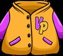 Vintage Penguin Letterman Jacket