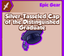 Silver-Tasseled Cap of the Distinguished Graduate