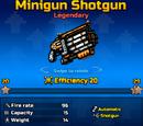 Minigun Shotgun