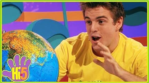 Hi-5 Series 11, Episode 25 (Planet Earth)