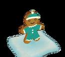 Enfant en pain d'épices