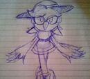 Violet The Barn Owl