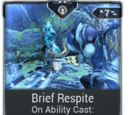 Brief Respite