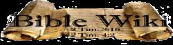 Bible Wiki