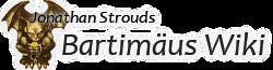 Jonathan Stroud's Bartimäus Wiki