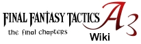 Final Fantasy Tactics A3 Wiki