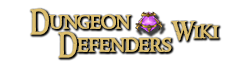Dungeon Defenders W