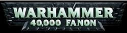 Warhammer 40,000 Wiki