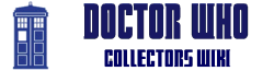 Doctor Who Collectors Wiki