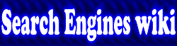 Search Engines Wiki