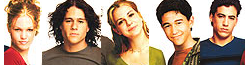 The 10 things i hate about you Wiki