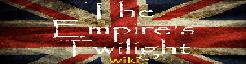 The Empire's Twilight Wiki