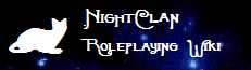 NightClan Roleplaying Wiki