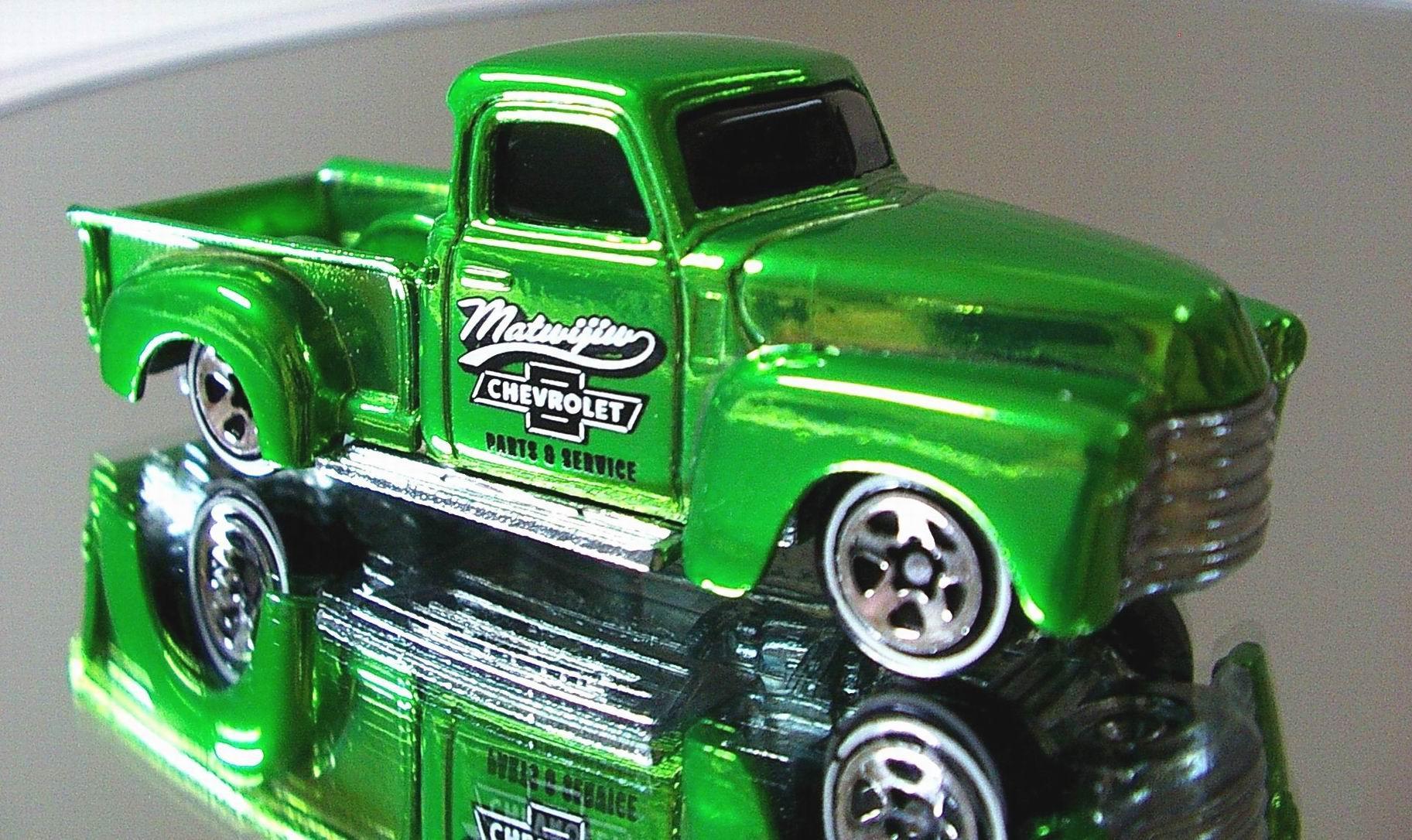 '52 Chevy Truck - Hot Wheels Wiki - Wikia