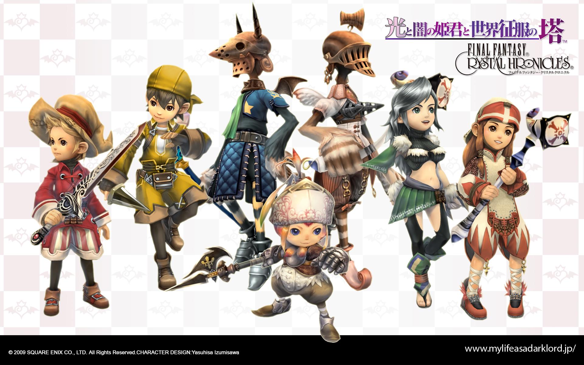 Fuck Yeah Final Fantasy The Final Fantasy Crystal Chronicles Fan