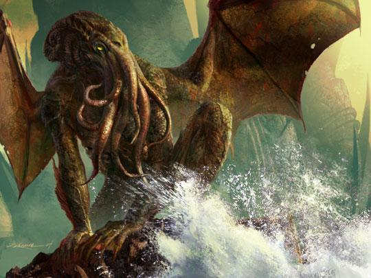 Our Be-Tentacled Savior