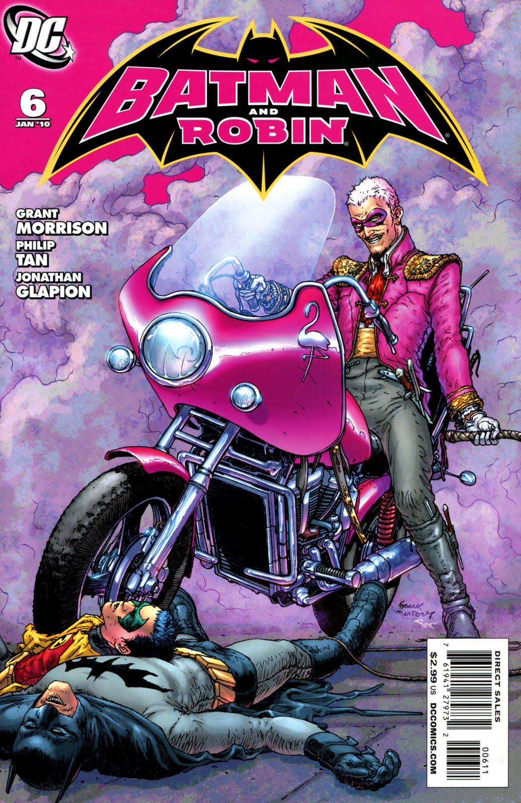 Batman and Robin (Volume 1) Issue 6 - Batman Wiki