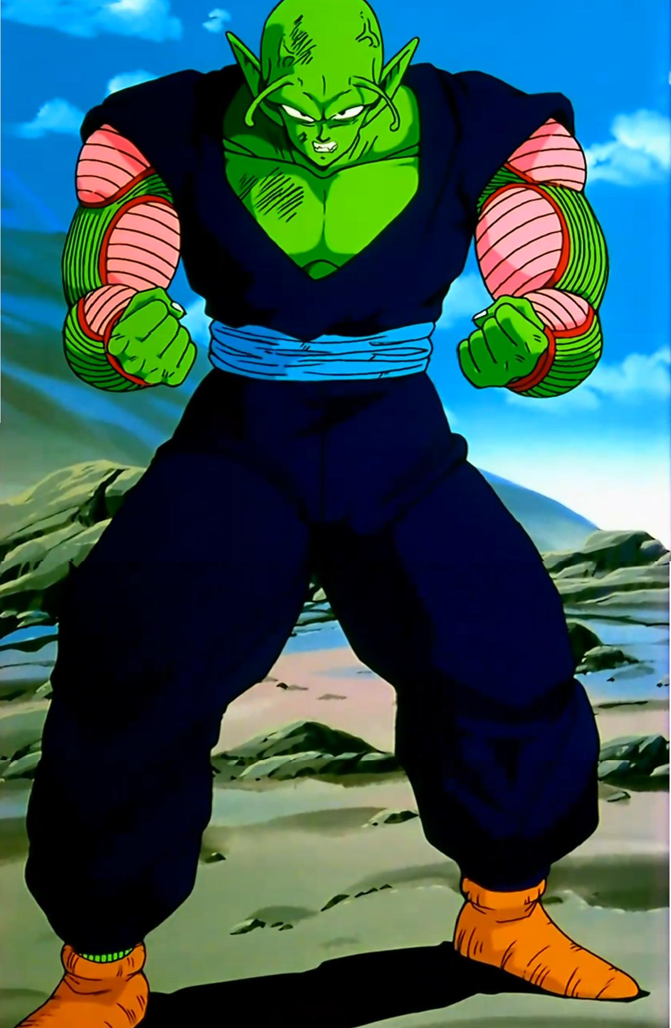Piccolo - Dragon Ball Updates Wiki