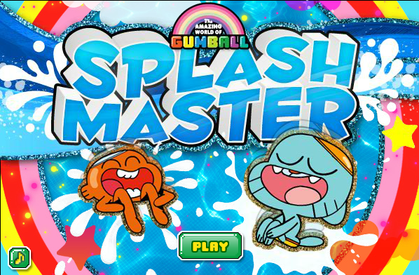 Gumball Games | Splash Master