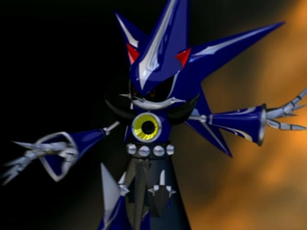 Prelude: Metal Sonic vs  Robocop by LordOfKrakens on DeviantArt