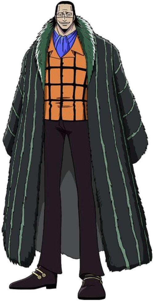 Crocodile - Fairy One Piece Tail Wiki - Wikia