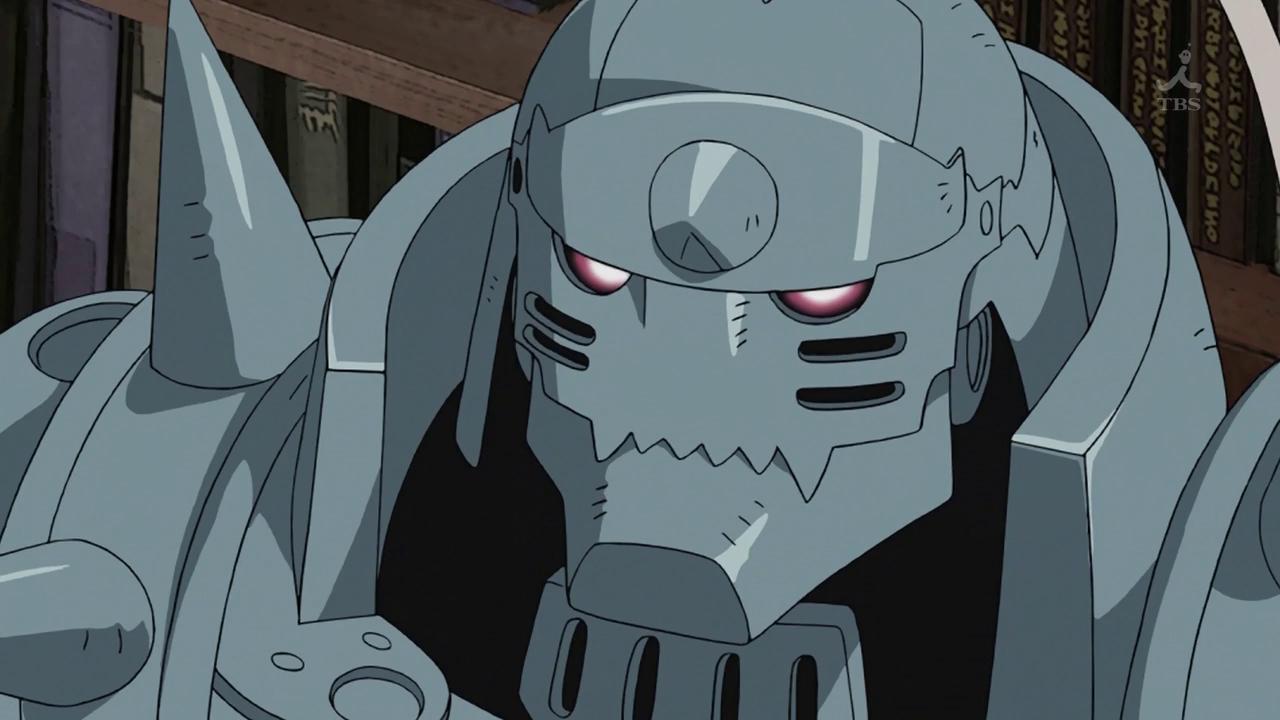 Alphonse Elric - Fullmetal Alchemist Database Wiki