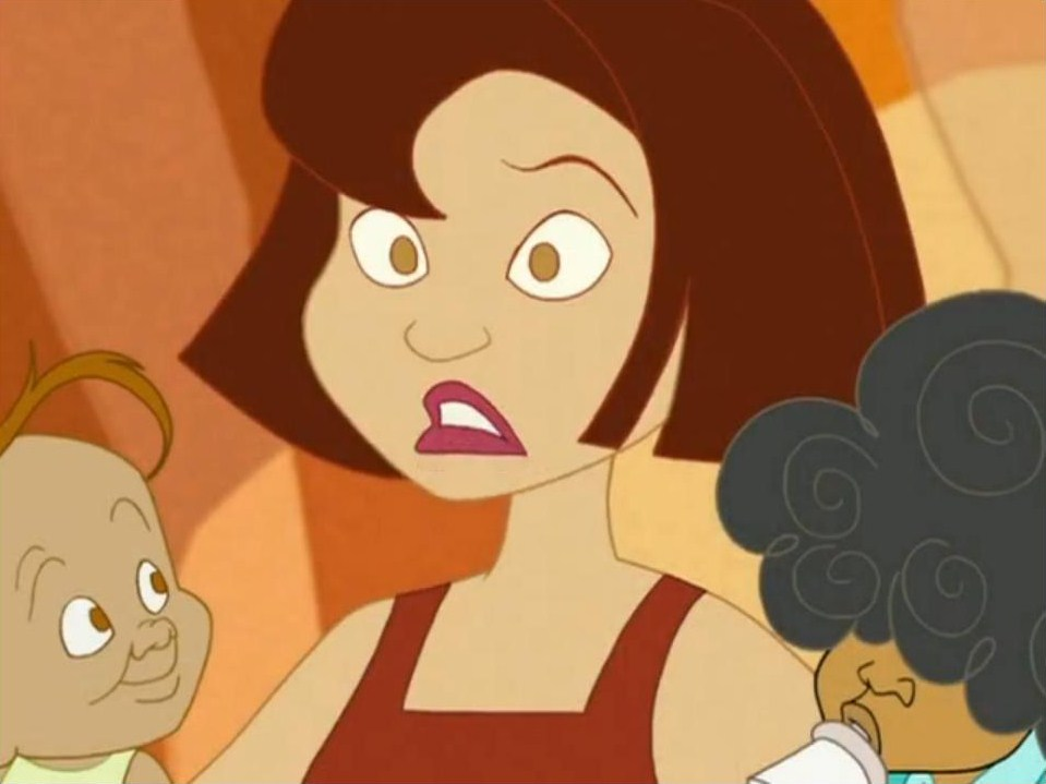 the proud family trudy nude