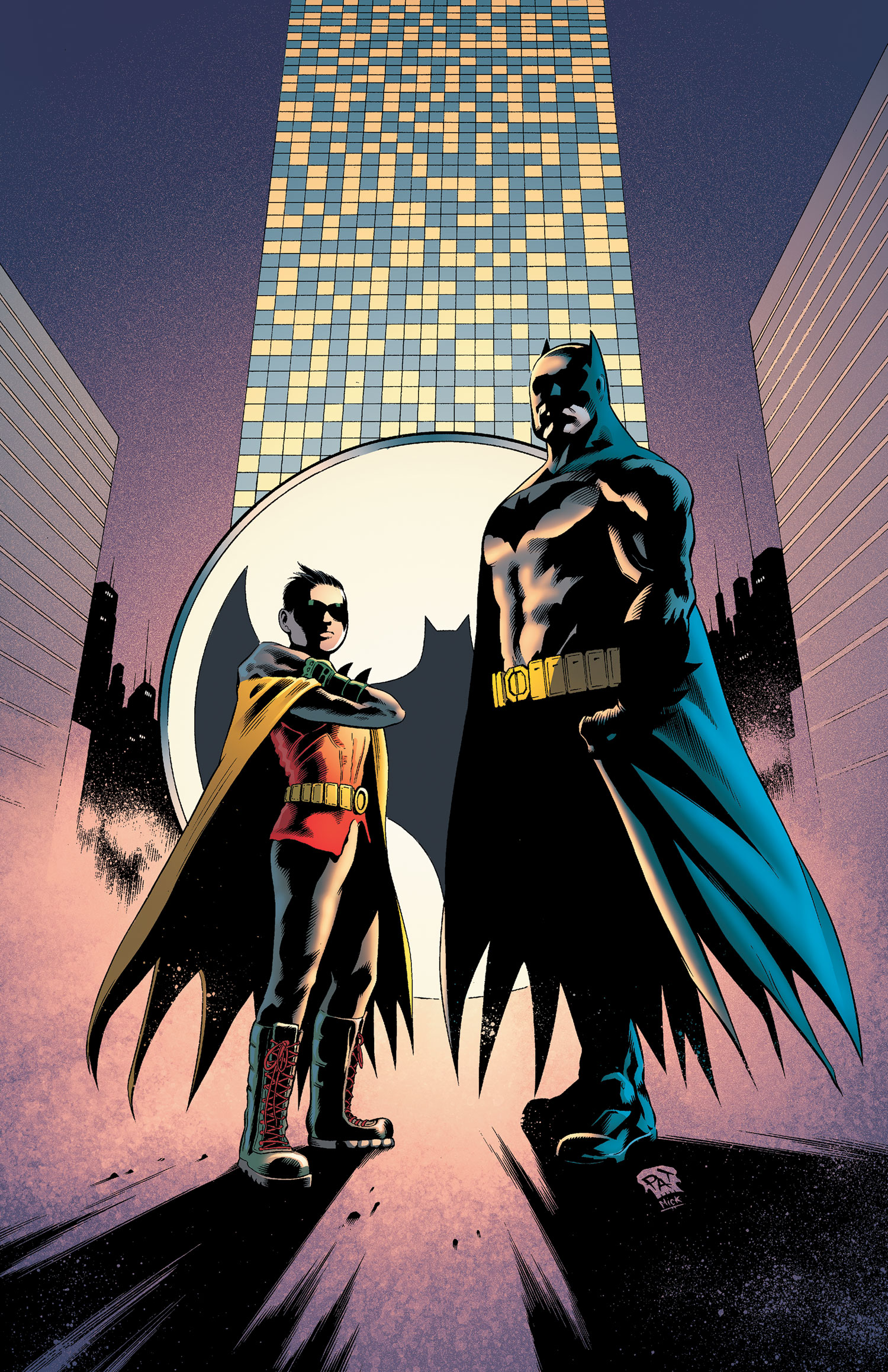 Batman and Robin Vol 2 17 - DC Comics Database
