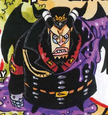 Magellan - The One Piece Wiki - Manga, Anime, Pirates ...