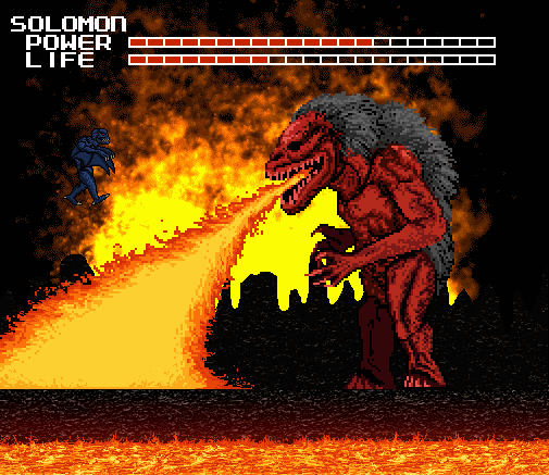 Would You Want Red To Be A Canon Godzilla Character Gojipedia