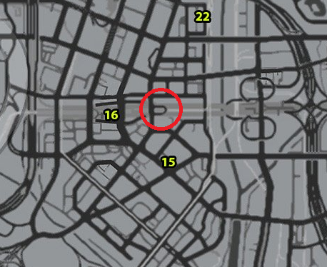 Gta 5 Fib Building On Map - Best Picture Journal And Building