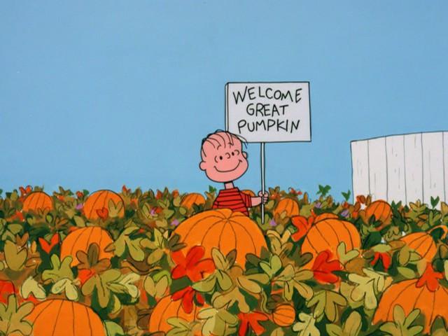 It's the Great Pumpkin, Charlie Brown - Halloween Specials ...
