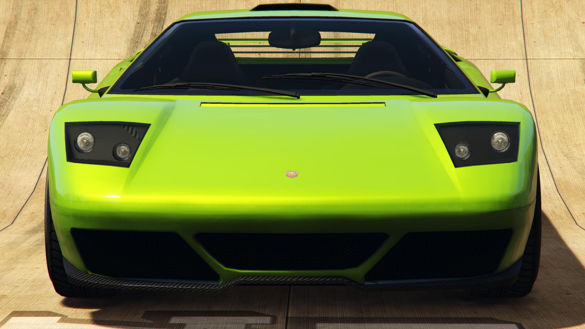 Infernus GTA 5