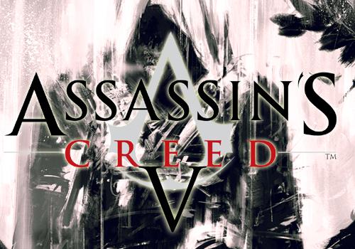 Le premier artwork d'Assassin's Creed V