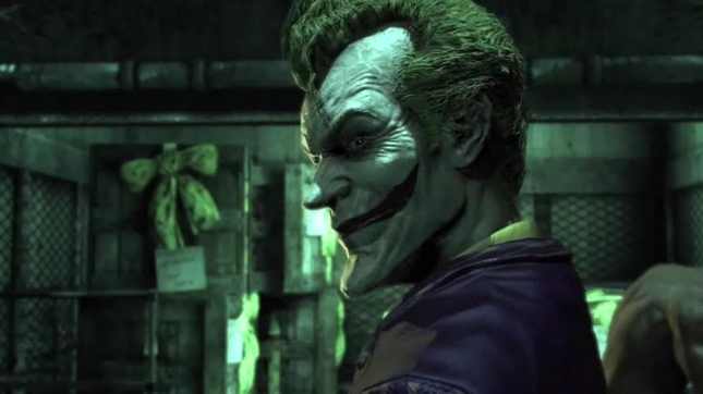 Arkham asylum riddles hook up with the relatives