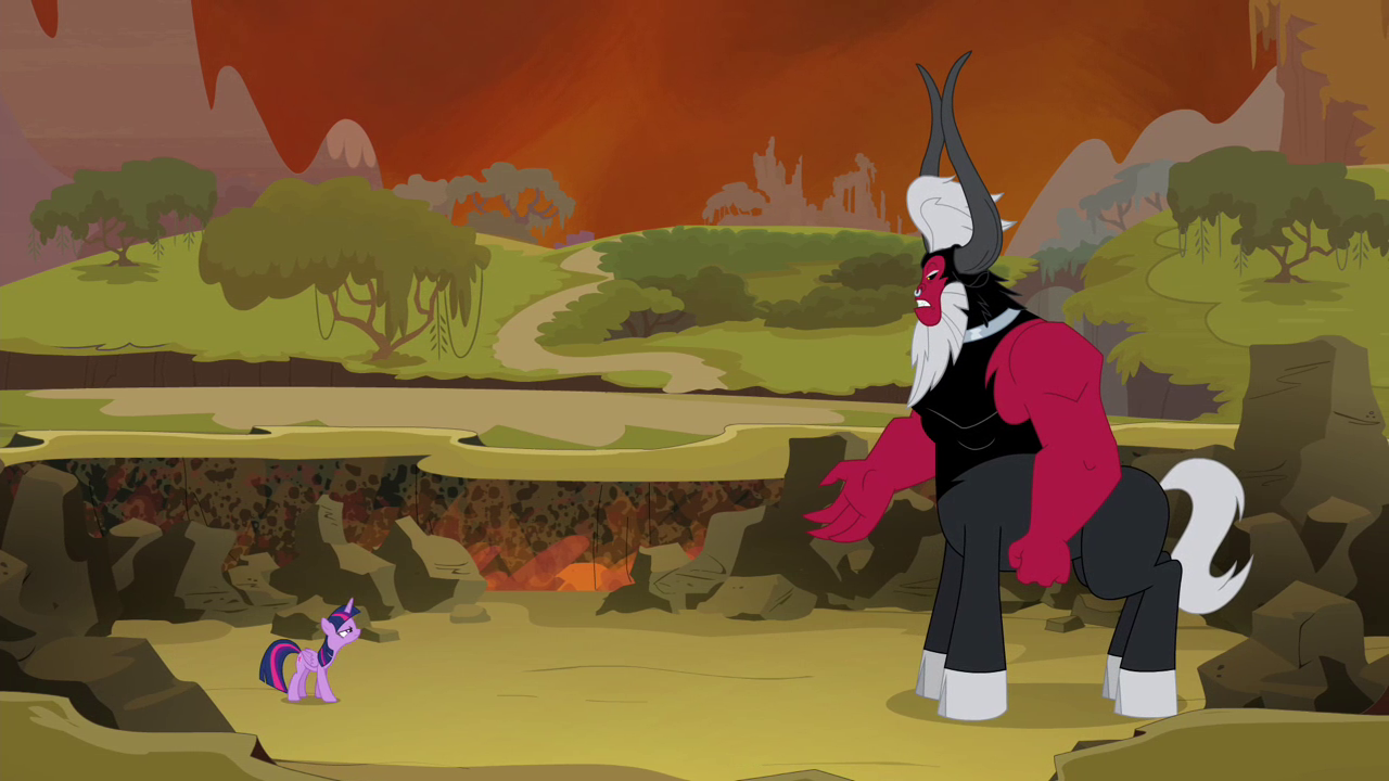 Image tirek throws twilight towards the mountain s4e26 png my - The Ultimate Finale Part 2 Twilight S Kingdom By Crisostomo Ibarra On Deviantart