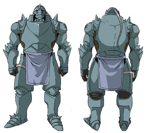 Daniel M Cartoons: My top 10 Fullmetal Alchemist ...